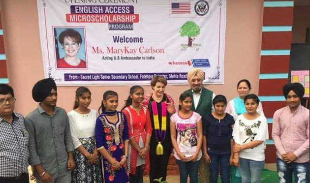 US - Nanhi Chhaan Foundation Access Program 2017